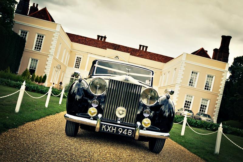 hintlesham-hall-rolls-royce-wedding